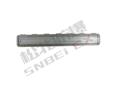 BPS-series explosion-proof anti-corrosion plastic fluorescent lamp