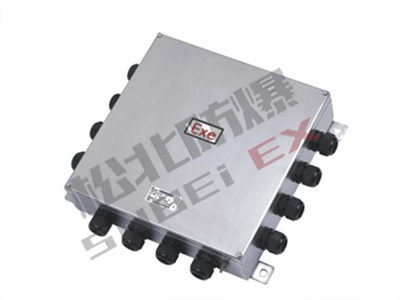 BXJ8050 series explosion-proof anti-corrosion junction box (e, DIP)